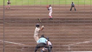2014/7/17 厚木高校が日大藤沢を下す! 7回裏の逆転+追加点 & 9回表の攻防
