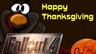 Fallout Thanksgiving