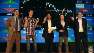 Spring 2012 KBC Stock Market Challenge Awards Ceremony
