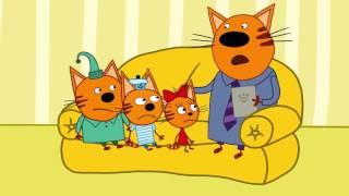 Три кота | Серия 29 | Писатели