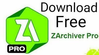 Download lagu Zarchiver Pro | Download | On Android | Free