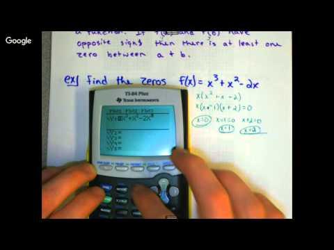 CA Ch 4.2: Higher Degree Polynomials