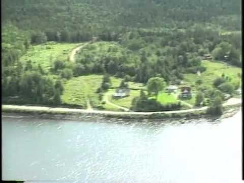 Aerial Video Surveys, Nova Scotia, Ship Harbour