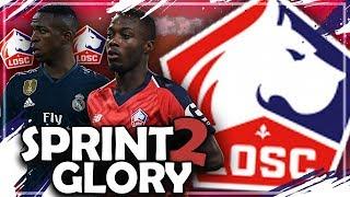 NUR MIT AMERIKA SPIELERN ZUM CL TITEL ?! 💥🔥 | FIFA 19: LOSC LILLE Sprint to Glory Challenge