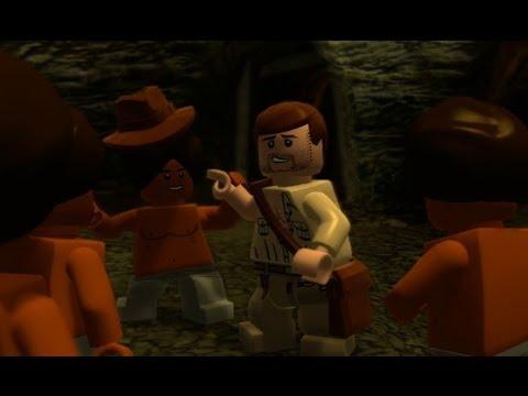 indiana jones lego free the slaves