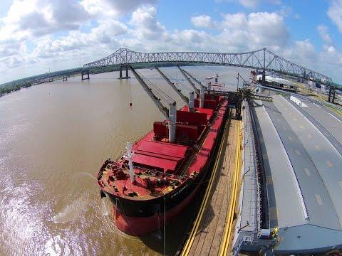 BRUKS - Drax Biomass Ship loader Showcase Video