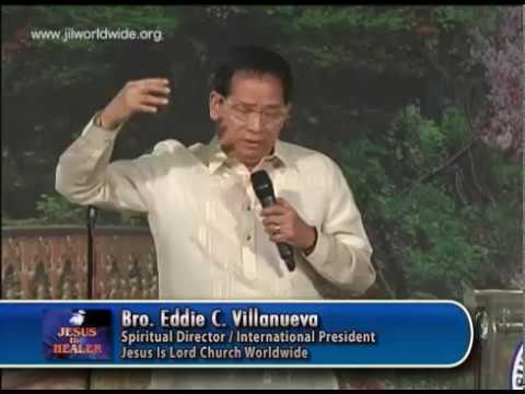 Jesus The Healer - JIL Prayer Garden Anointing Service