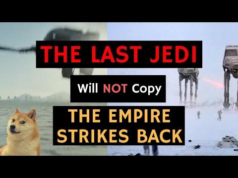 The Last Jedi Will NOT Copy The Empire Strikes Back - Rian Johnson   Star Wars News