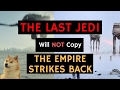 The last jedi will not copy the empire strikes back rian johnson star wars news mp3