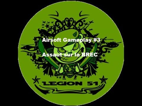 AirsoftGameplay#3/Stinson(Légion51)/BREC