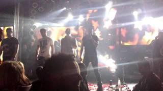 Xruspa-Tsalikis @Caramela live 2011-2012
