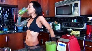 Superfood - Green Smoothie Recipe for Weight Loss