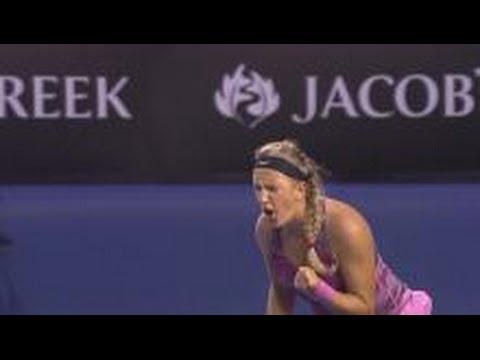 AO Expert: Azarenka v Stephens - 2014 Australian Open