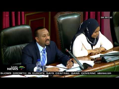 Ethiopia's Ahmed defends his reform decisions