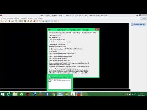 Download a grande velocità con Mirc power Script 2016