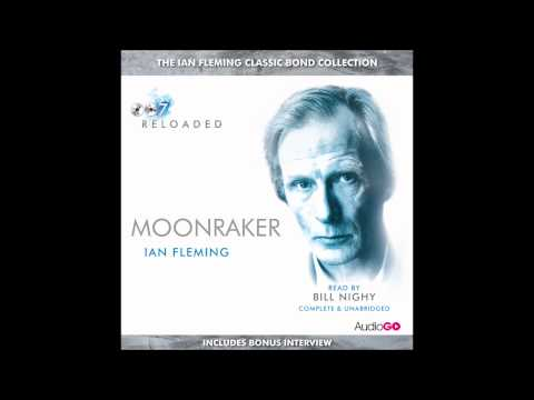Bill Nighy - Moonraker Audiobook interview
