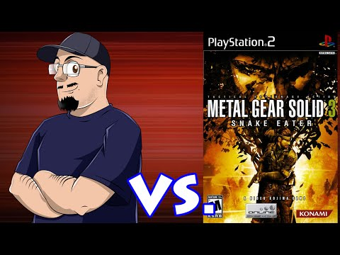 Johnny vs. Metal Gear Solid 3: Snake Eater