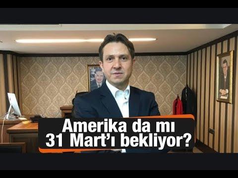Batuhan Yaşar : Amerika da mı 31 Mart'ı bekliyor