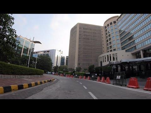 4K Drive in Bandra Kurla Complex | Mumbai, IN