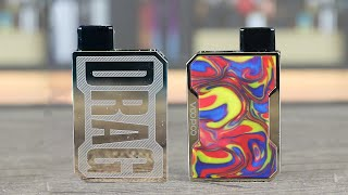 WORTHY OF THE DRAG NAME? The Voopoo Drag Nano Pod System! ✌️🚭