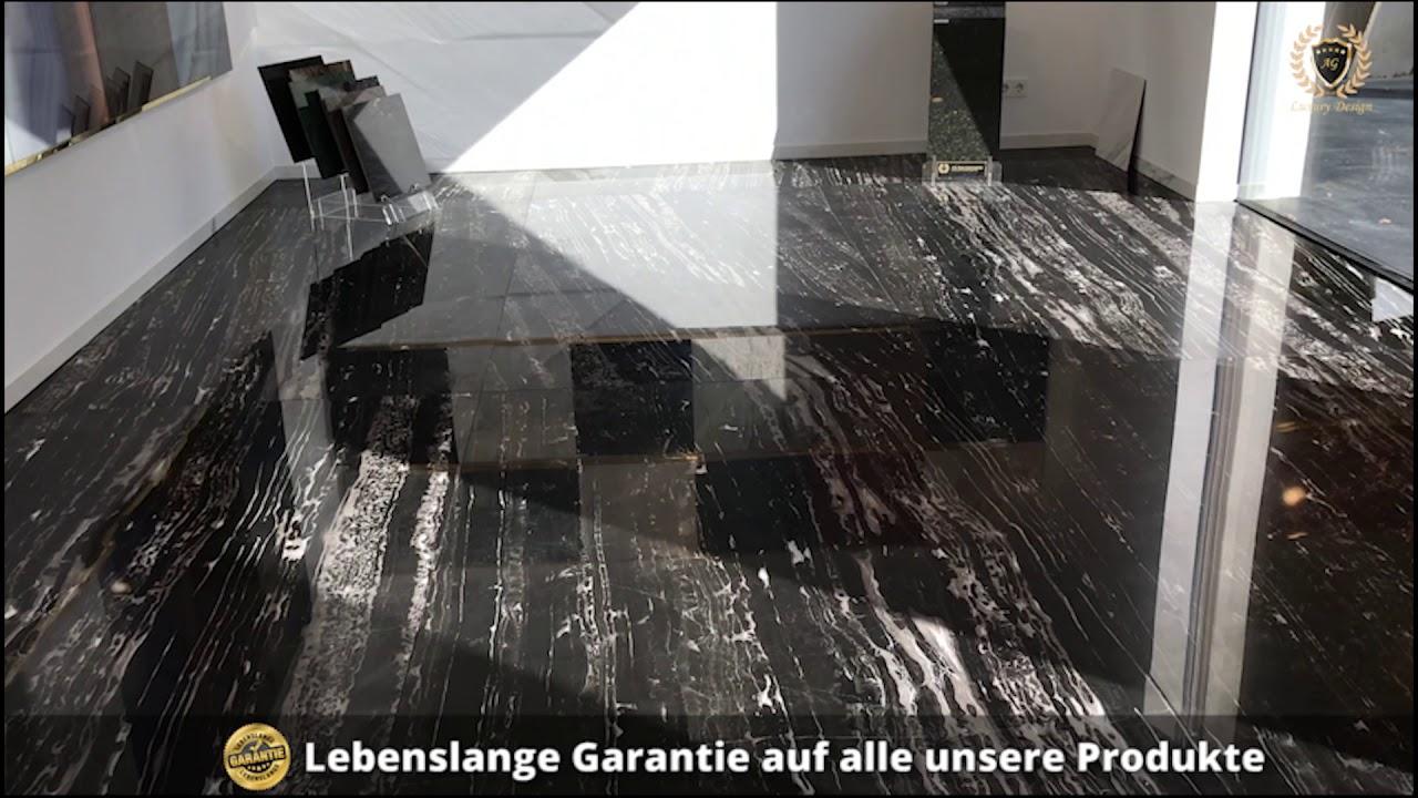 Beliebt Verlegung mit durchgehend fugenloser Optik - AG Natursteinwerke BQ29