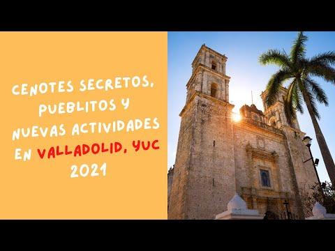 VALLADOLID, YUCATÁN | GUÍA DE VIAJE 2021 | NUEVAS ACTIVIDADES 🙌