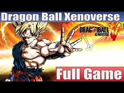 Dragon Ball Xenoverse Full Game Walkthrough / Complete Walkthrough