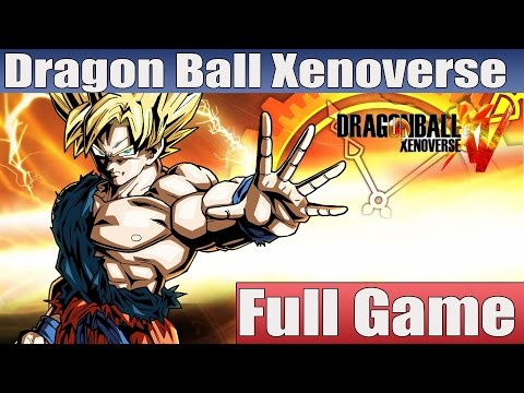 Dragon Ball Xenoverse Full Game Walkthrough / Complete Walkthrough
