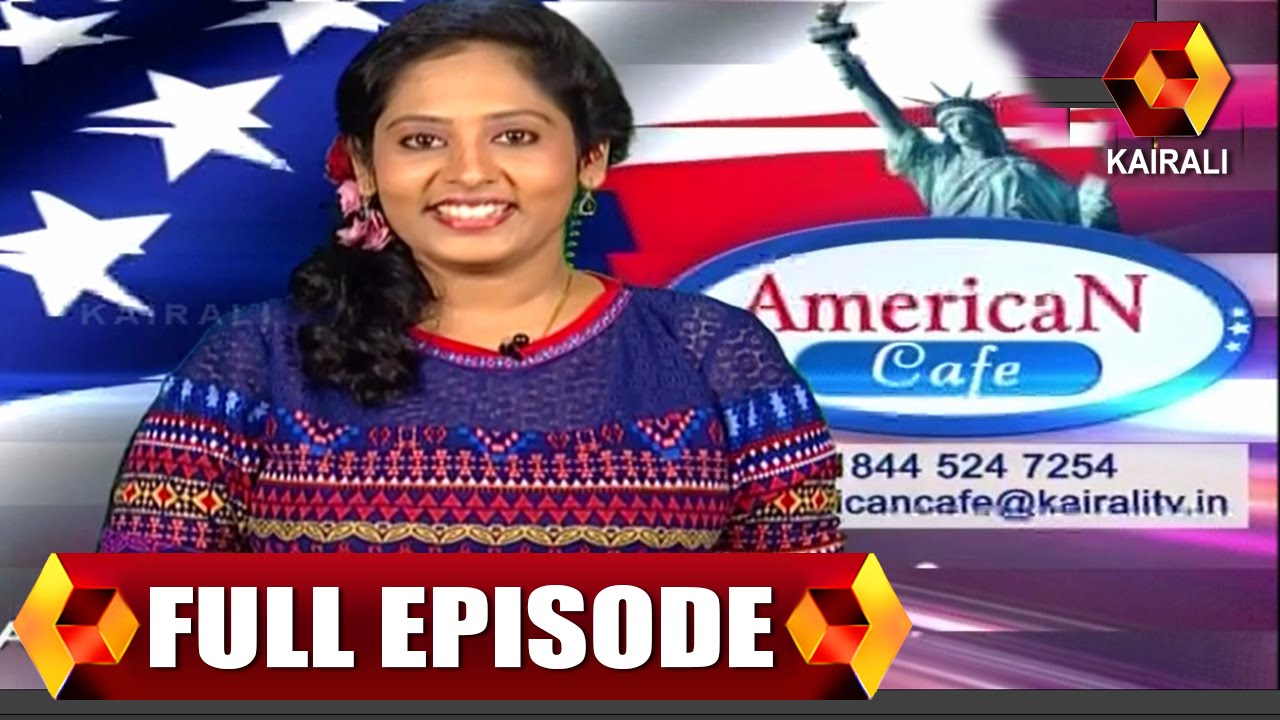 American Cafe | 8th February 2016 | Full Episode