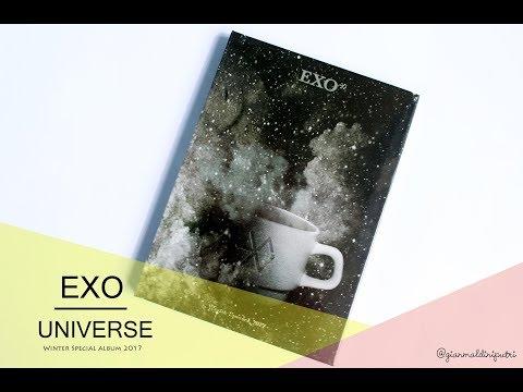 #AYODIBUKA UNBOXING ALBUM EXO (엑소)...