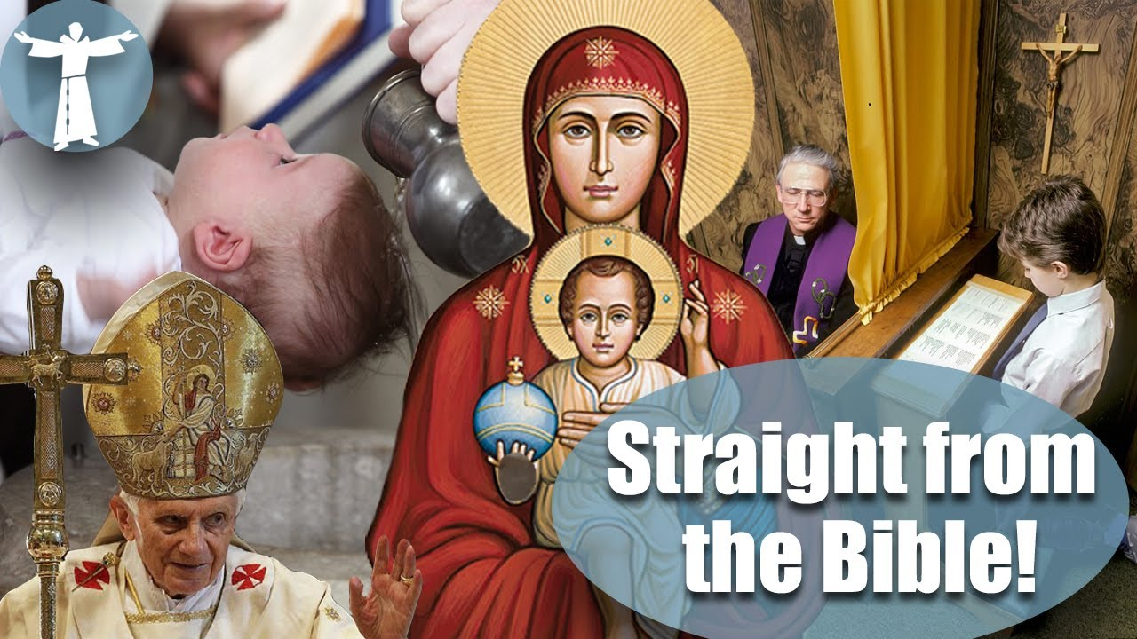 Where are Catholic Teachings in the Bible?