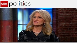 Kellyanne Conway defends President Elect Donald Trump - Hamilton twitter scrap  - Why do you care ?