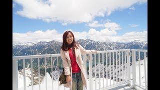 一個人的日本北陸漫步|高山 白川合掌村 立山黑部 松本 上高地 6天5夜 Japan Travel