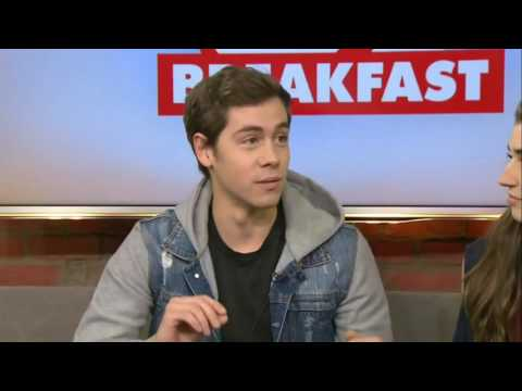Sadie's Last Days On Earth - Munro Chambers interview CP24 Breakfast