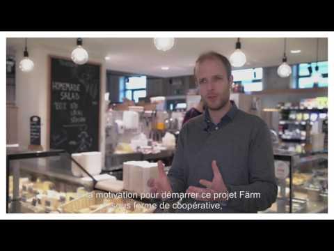 färm : une coopérative de magasins bio relie consommateurs et producteurs