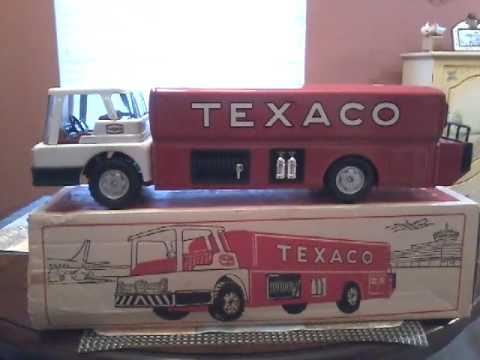 Antique Toy Auction Win Vintage Texaco Truck!