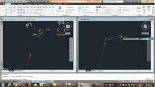 Dibuja lineas solo con longitudes y ángulos en AutoCAD