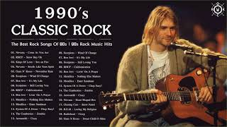 Classic Rock 90s | The Best Rock Songs Of 90s | 90s Rock Music Hits