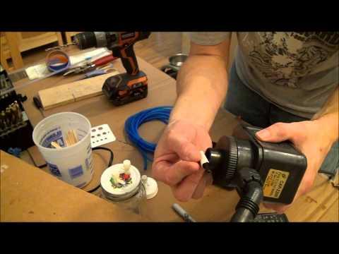 DIY Co2 Gel Delivery Components