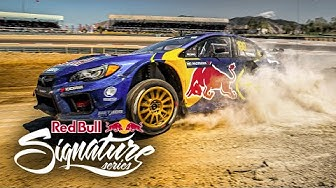 When Travis Pastrana Builds A Rallycross Course | Nitro Rallycross 2019 Red Bull Signature Series