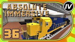 Absolute Immersive - Ep 34 - Immersive Railroading Start