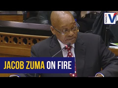 'If we had elections now, you'd lose those metros' - bullish Zuma to DA