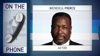 Actor Wendell Pierce Laments Saints Non-Call vs Rams w/Rich Eisen | Full Interview | 1/22/19