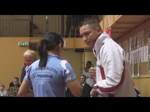 Tennis de table yang xiao xin kremlin bicetre youtube - Kremlin bicetre tennis de table ...