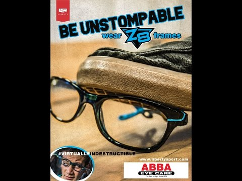 Virtually Indestructible Glasses At ABBA Eye Care