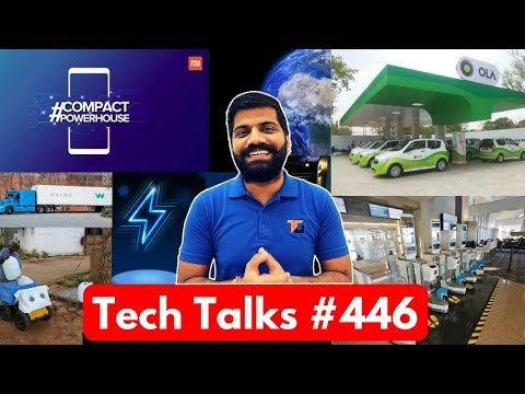 Tech Talks #446 - Redmi 5, Mi Mix 2S Wireless Charging, Note 9 Fingerprint, NASA Moon, Ola Electric