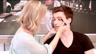 I Do My Boyfriend's Makeup