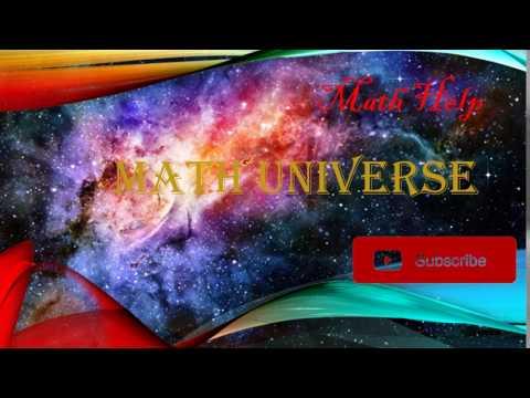 Math Universe