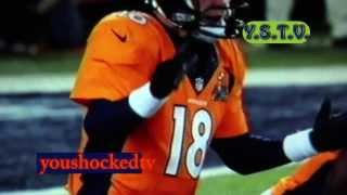 Peyton Manning missed snap