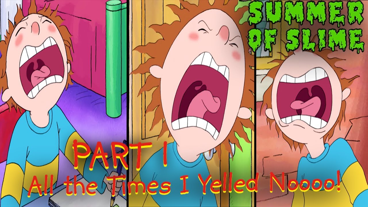 Download All the Times I Yelled Noooo! PART 1   Summer Of Slime Festival   Horrid Henry   Cartoons for Kids